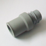 Appliance Waste Hose Rubber Connector 19mm - Internal - 54000930